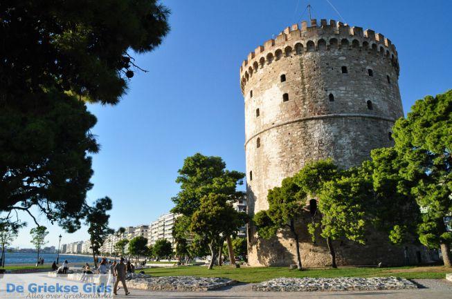 Thessaloniki de Witte Toren